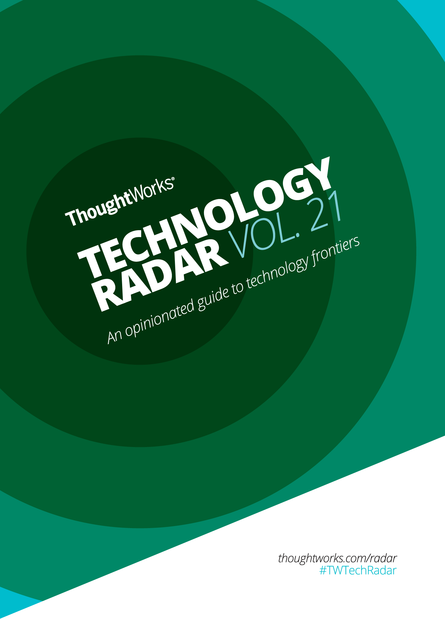 Read the latest Technology Radar – Insights into the technology and trends shaping the future