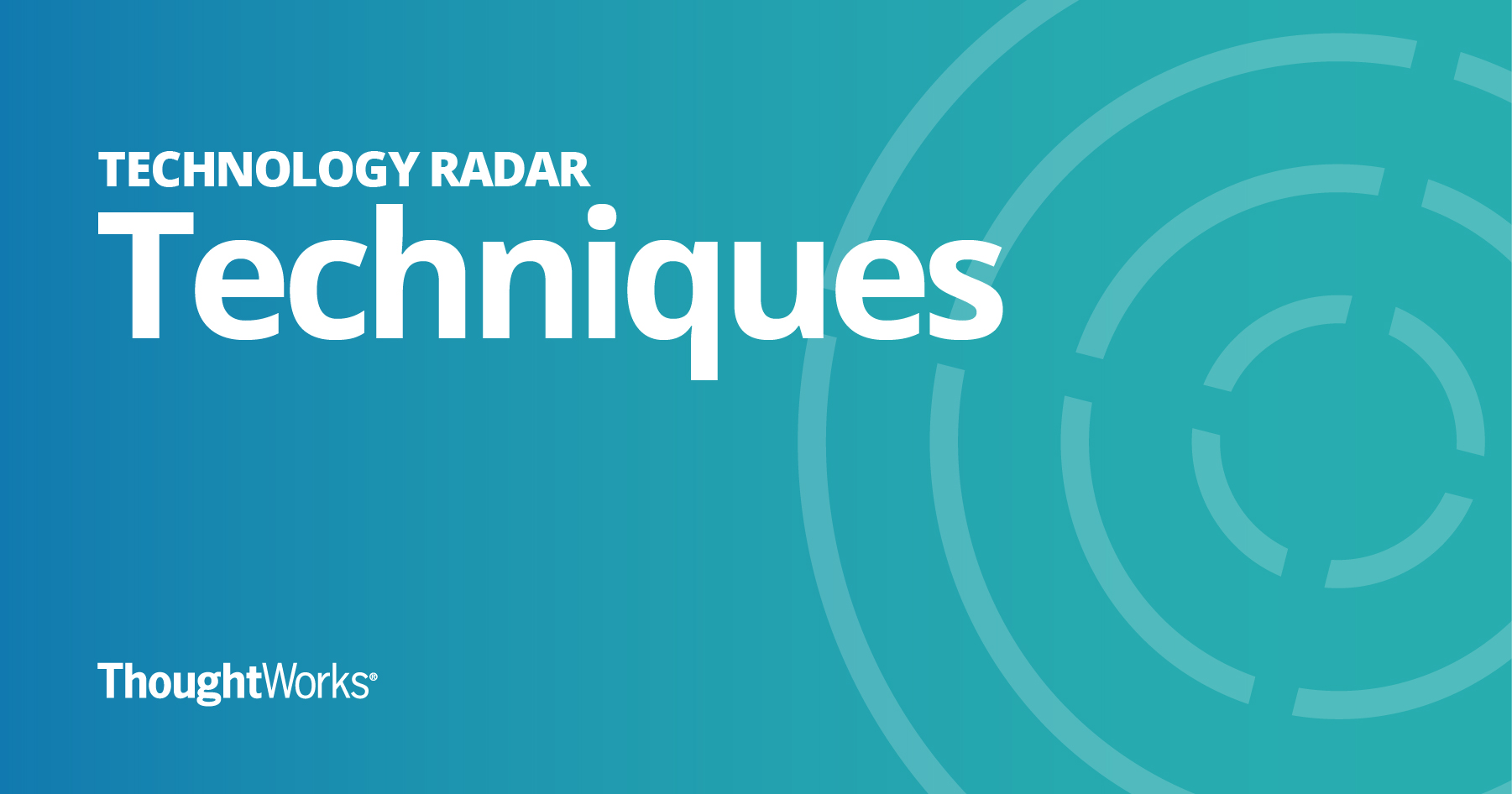 Lightweight Architecture Decision Records   Technology Radar   ThoughtWorks